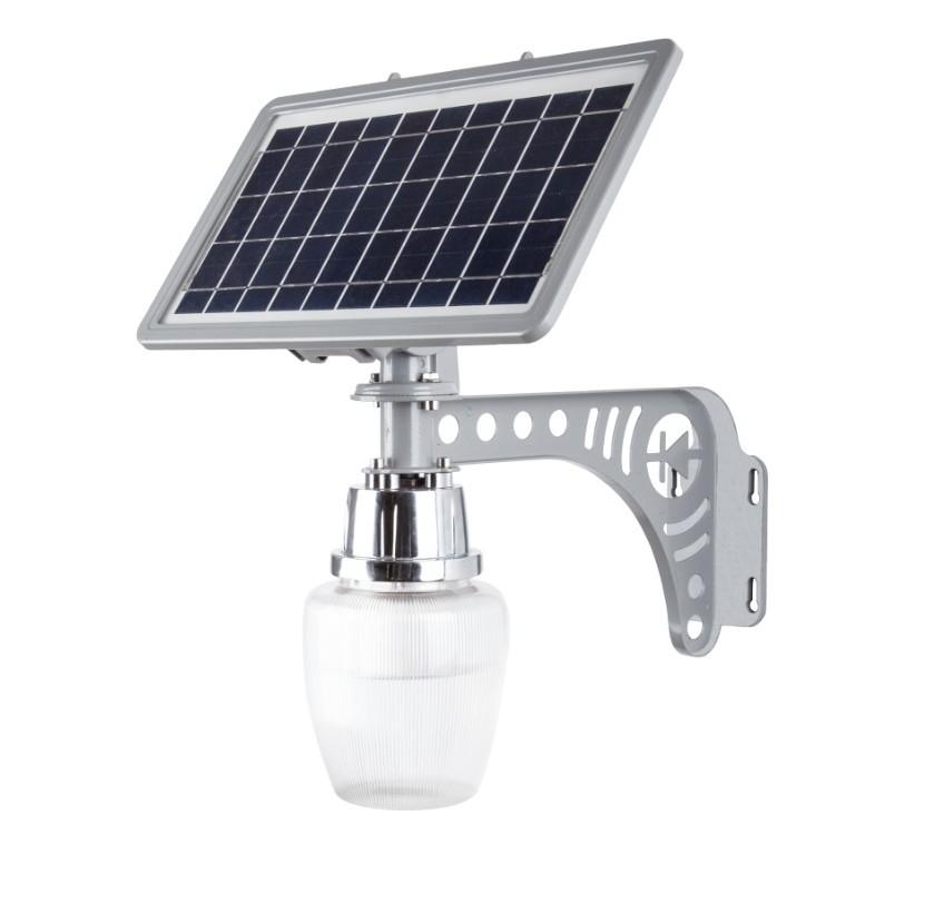 Lampa Led cu Incarcare Solara 5W imagine techstar.ro 2021