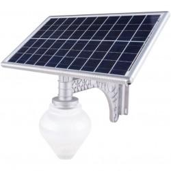 Lampa solara cu led Evotools, 10W, IP 65, panou fotovoltaic