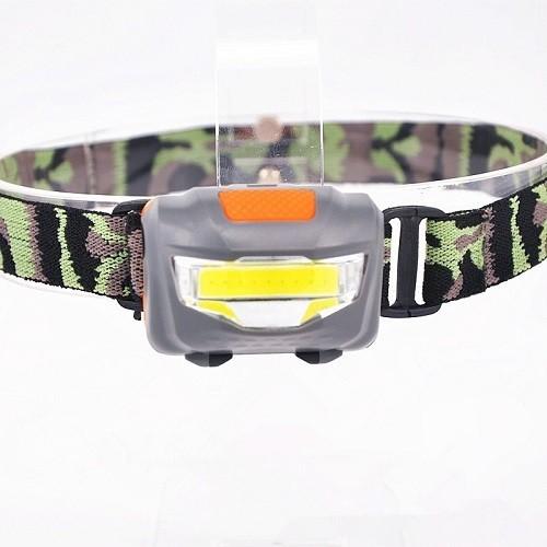Lanterna de cap 3W COB HEADLIGHTS SH-169 imagine techstar.ro 2021