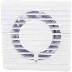 Ventilator baie Evosanitary 125, 10W, 160x160mm, diametru evacuare 125mm, debit aer 140mc/h