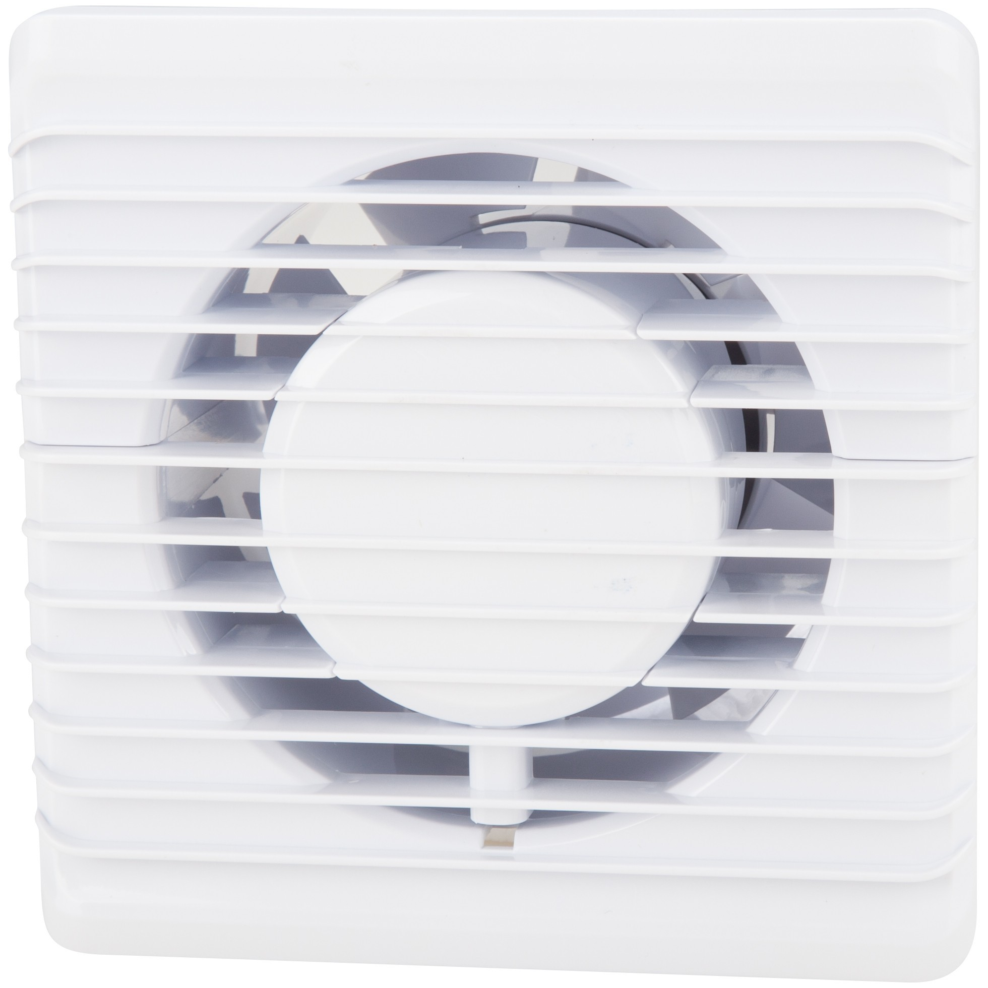 Ventilator baie Evosanitary 125, 10W, 160x160mm, diametru evacuare 125mm, debit aer 140mc/h imagine techstar.ro 2021