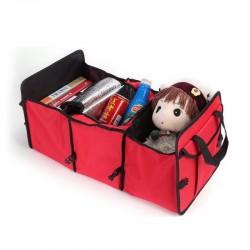 Organizator pentru portbagaj auto , pliabil, 2in1