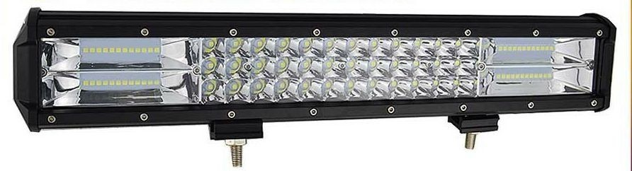Led bar 18 inch, 252W 12v-24v calitate superioara produs pentru U.S.A+cadou imagine techstar.ro 2021