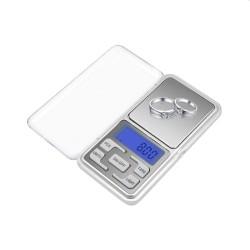 Cantar de Buzunar Pentru Bijuterii 0.01 - 200 g + Bateri incluse