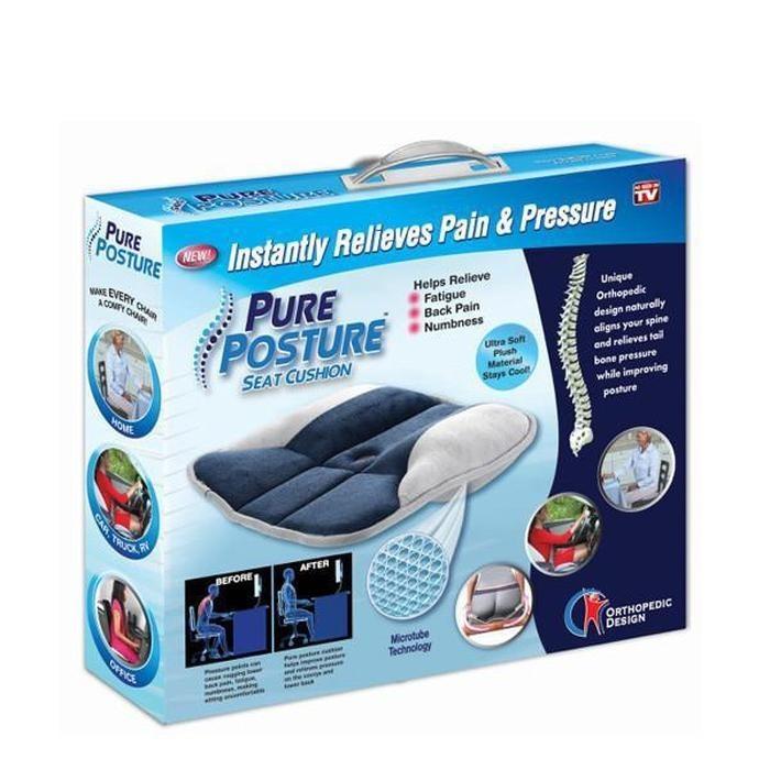 Perna ortopedica Pure Posture prevazuta cu gel pentru corectarea posturii imagine techstar.ro 2021