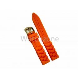Curea Silicon Orange 18mm