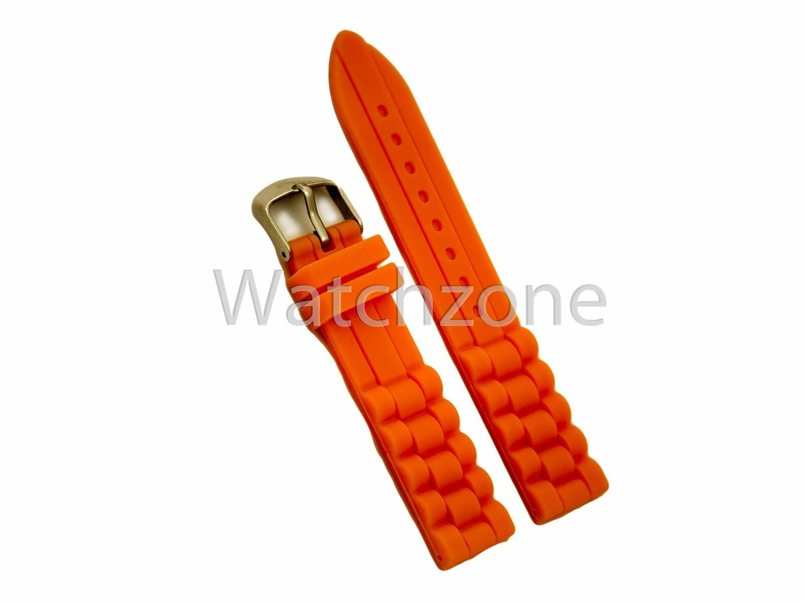 Curea Silicon Orange 18mm imagine techstar.ro 2021