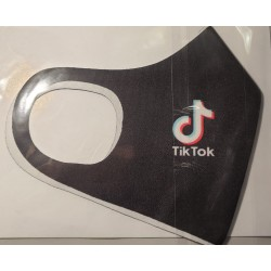 Masca protectie TIK TOK, reutilizabila .+ cadou