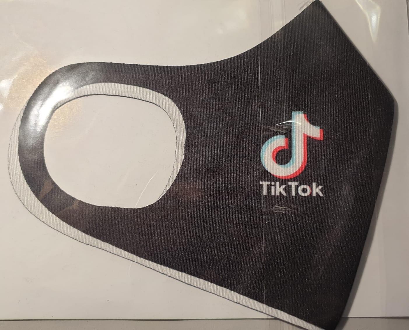 Masca protectie TIK TOK, reutilizabila .+ cadou imagine techstar.ro 2021