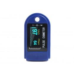 Pulsoximetru Prfesional cu Display, Masurare Puls, si Oxigenul din Sange,Baterii Cadou