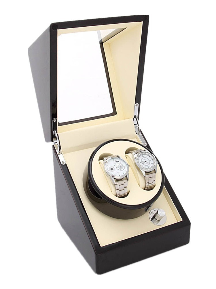 cutie intoarcere ceasuri automatice - watch winder 2+0