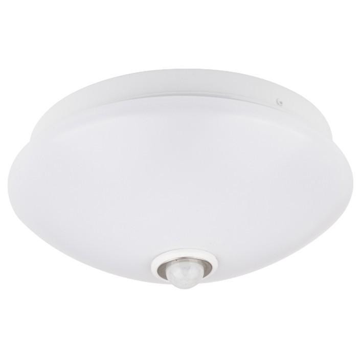 Aplica LED Evotools, cu senzor de miscare, 16W, 1040 lm, A+, IP20, lumina rece imagine techstar.ro 2021