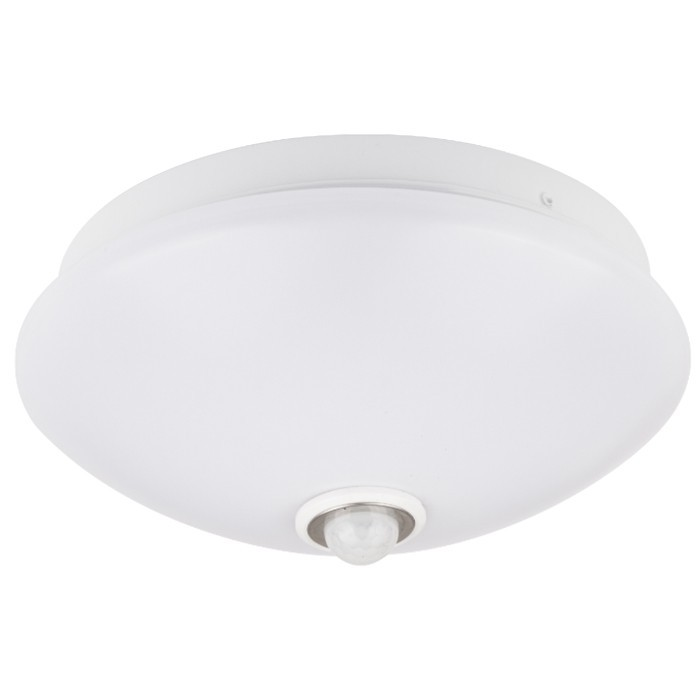 Aplica LED Evotools, cu senzor de miscare, 20W, 1300 lm, A+, IP20, lumina rece imagine techstar.ro 2021