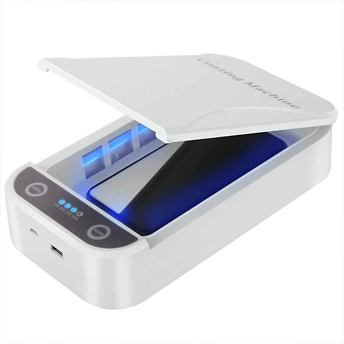 Dispozitiv Cutie UV Smart Virucida, Aromaterapie, Sterilizare si Dezinfectare, Obiecte cu Ultraviolete