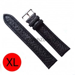 Curea de ceas neagra marimea XL