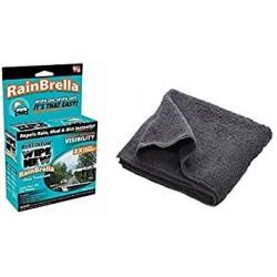 Kit Tratament hidrofob pentru parbriz RainBrella calitate premium