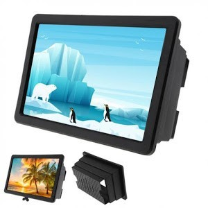3d amplificator video film hd cu suport pliabil amplificator video de înaltă calitate imagine techstar.ro 2021