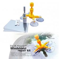 Kit pentru Reparatie Parbriz sau Geam Auto, 20 minute, Usor de folosit