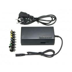 Incarcator pentru Laptop 96W, 8 Conectori, 12V/15V/16V/18V/19V/20V (4A max) 22V - 24V 4A max, Universal