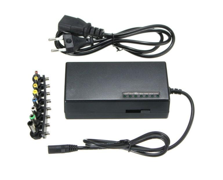 Incarcator Universal pentru Laptop 96W, 8 Conectori imagine techstar.ro 2021