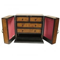 Casete pentru bijuterii cu usi si sertare - Wardrobe WZ896