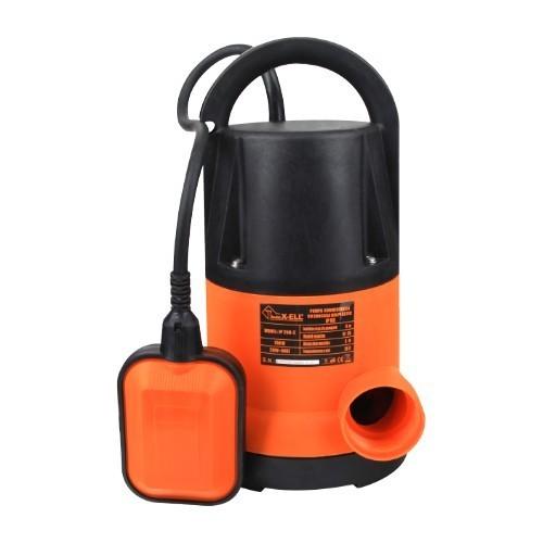 Pompa submersibila pentru apa curata EVOTOOLS 673552, 250 W, 92 l/h debit apa, 5 m adancime absorbtie poza 2021