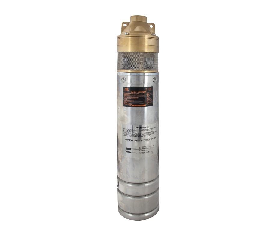 "Pompa Submersibila Inox 4"""" Centrifugala EPTO Putere 750W poza 2021"