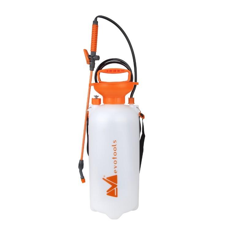 Pompa de Stropit Cilindrica din Plastic 8L