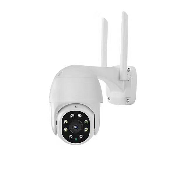 Camera Supraveghere, PTZ, FULL HD, 2MP, LS-QW-18, WIFI, SD , Rotire, Detectie forma umana, Urmarire automata poza 2021