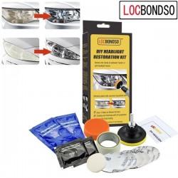 Kit Profesional Polish Faruri/Stopuri, LocBondsco, Made in U.S.A.