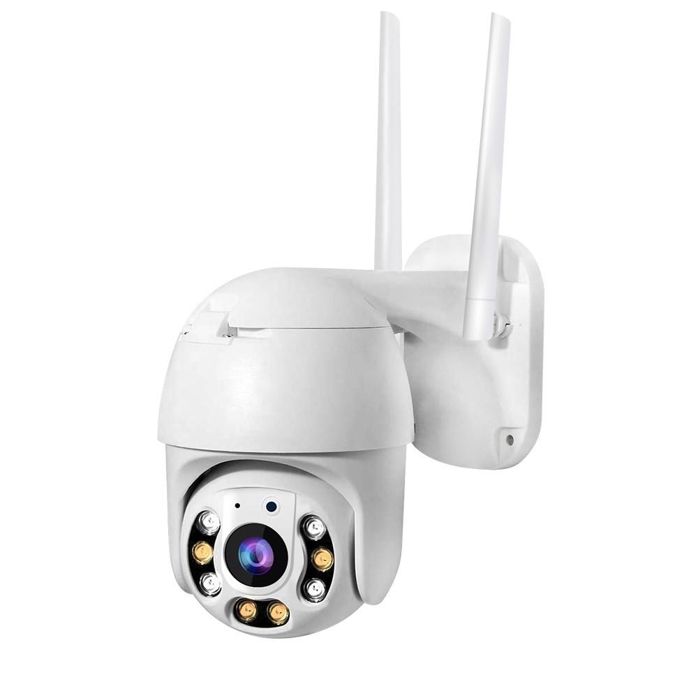 Camera Supraveghere, PTZ, UHD, 5MP, LS-QW25, WIFI, SD , Rotire, Detectie forma umana, Urmarire automata poza 2021