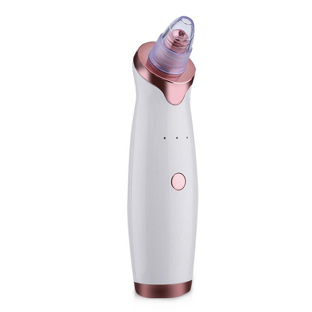 Aparat Vacuum Pressure Cleaner Techstar® VBR01, Alb, Curatare Ten, Acnee, Pori, Puncte Negre imagine techstar.ro 2021