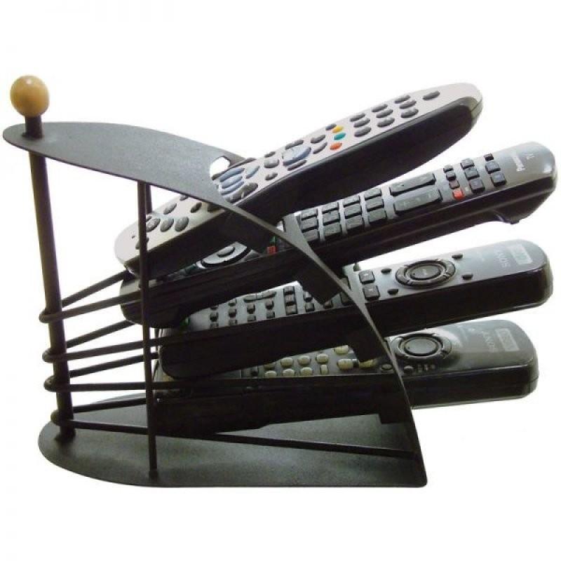 Organizator telecomenzi stand ideal pentru orice casa sau birou poza 2021