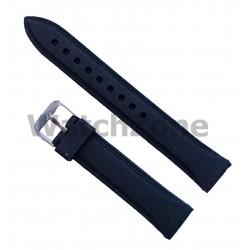 Curea neagra din silicon, 18 mm