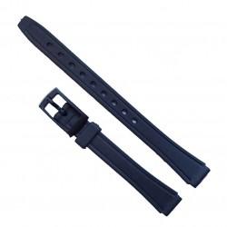 Curea neagra din silicon, 12 mm