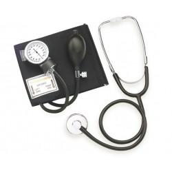Tensiometru Mecanic Aneroid cu Stetoscop