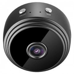 Mini Camera Spion iUni A9, Wireless, Full HD 1080p, Audio-Video, Night Vision
