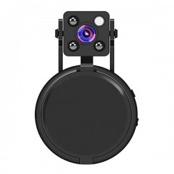 Mini Camera Spion iUni A10, Wireless, Full HD 1080p, Audio-Video, Night Vision