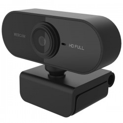 Camera web iUni C1, Full HD, 1080p, Microfon, USB 2.0, Plug & Play