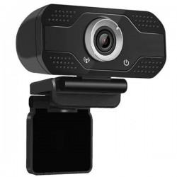 Camera web iUni B1, Full HD, 1080p, Microfon, USB 2.0, Plug & Play