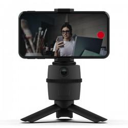 Suport selfie pentru telefon iUni S2, urmarire automata inteligenta si rotire la 270°