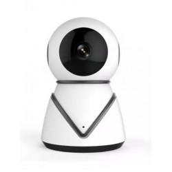 Camera de Supraveghere IP Wireless, HD, conectare telefon, camera 1.0MP, rotire automata