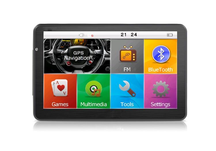 GPS Auto Navitek CameraON 7 4GB