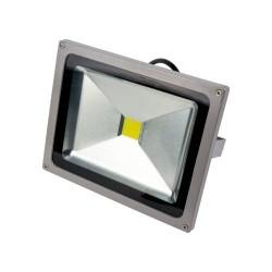 Proiector LED 50W Lumina Rece, Economic, Iluminare timp de 10 000 ore