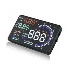 Display Auto Head Up E350 Kilometraj Cu Multiple Functii Si Proiectie Parbriz