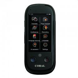 Translator inteligent instant, 109 limbi, WIFI, 12 limbi Offline, 3inch touch screen, speaker