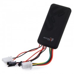 GPS Tracker Techstar® GT06, Localizare LBS+GPS, Microfon Extern, SIM, Releu, Alarma Usa, Buton SOS Extern, Acumulator