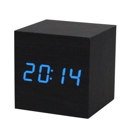 Ceas de Birou din Bambus imagine techstar.ro 2021