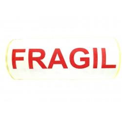 Rola cu Eticheta FRAGIL 100x50 mm, Autoadezive, 100 buc