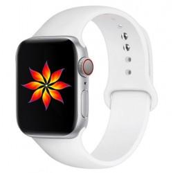 Ceas Smartwatch Techstar® X7, 1.54inch LCD IPS, Bluetooth 4.2 + 5.0, Monitorizare Tensiune, Puls, Oxigenare Sange, Alerte Sedentarism, Alb